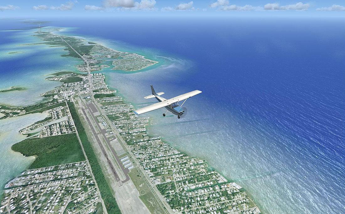 Florida Long Beach Airport